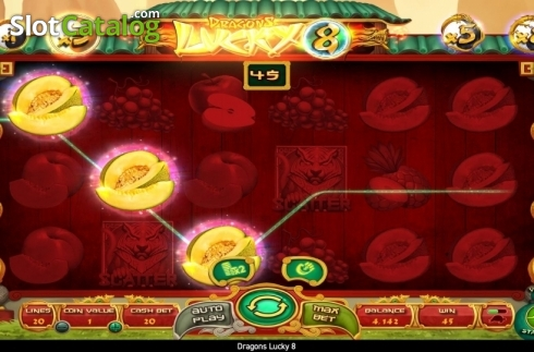 Lucky 8 Auto >> Dragons Lucky 8 Slot ᐈ Claim A Bonus Or Play For Free