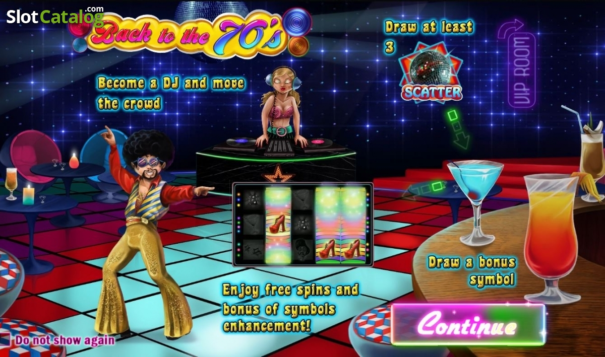 Want to play Back to the 70s slot by Wazdan?Visit us for an in-depth review, demo game and a list of recommended real money casinos based on player ratings and comments.Pasinler