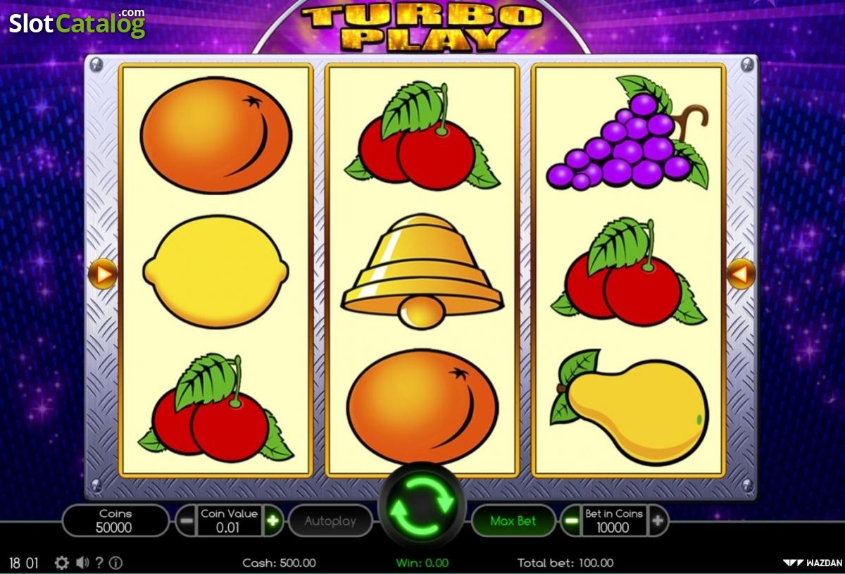 Spielen Sie Turbo Play (Wazdan) kostenlos im Demo Mode von Wazdan