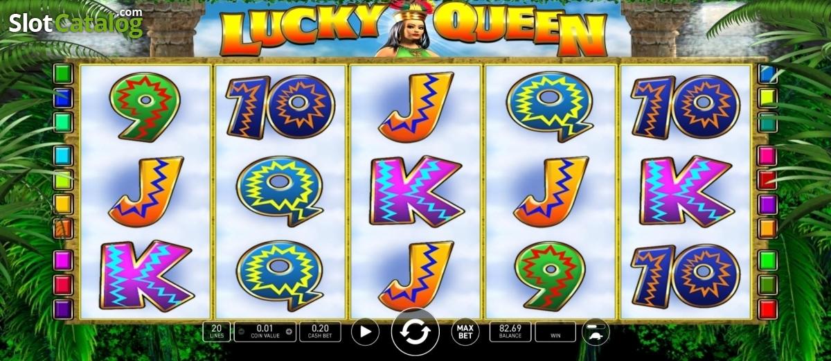 Lucky Queen Slots