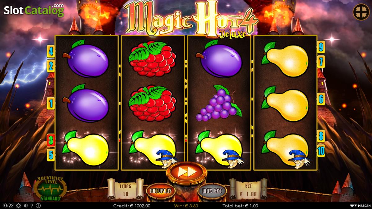 Magic Games Sizzling Hot