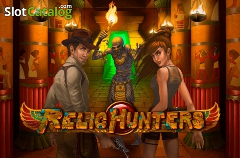Relic Hunters Slot de video a partir de Wazdan
