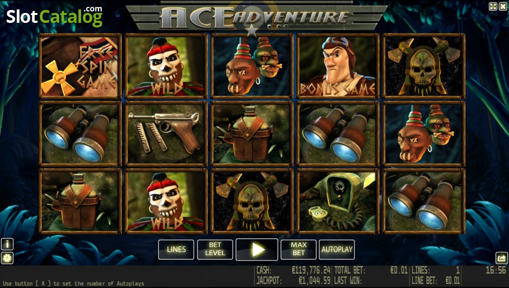 Spiele Ace Adventure - Video Slots Online