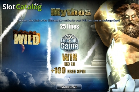 Mythos HD (Video Slot from World Match)
