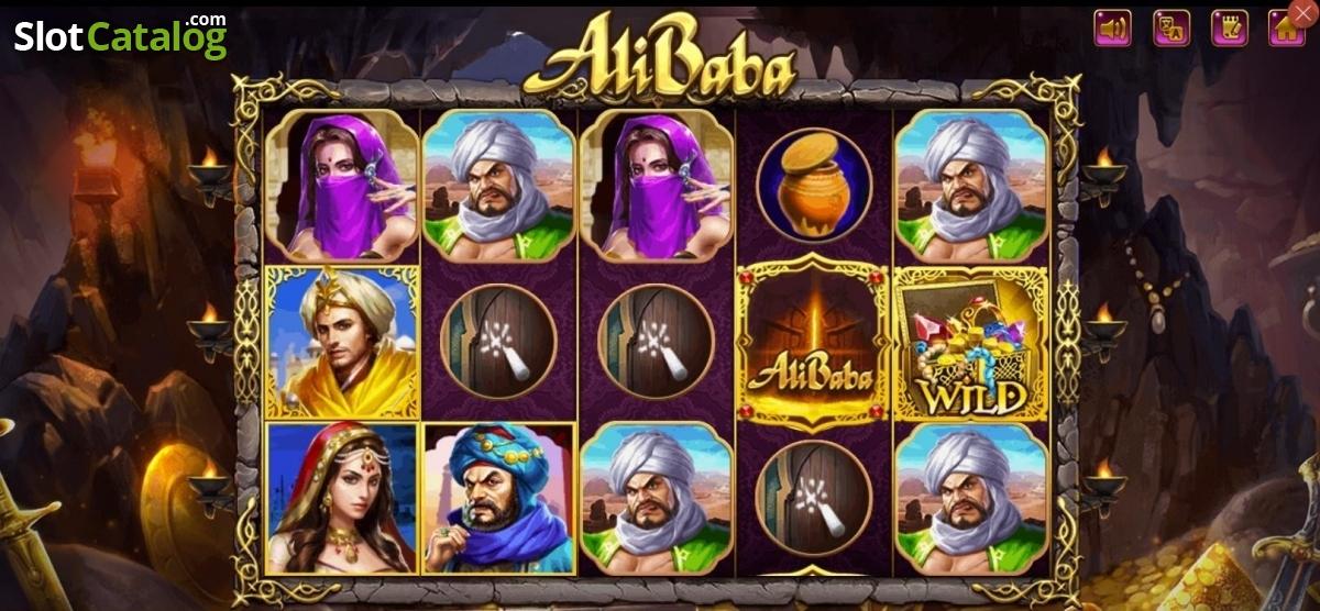 Ali Baba Slots
