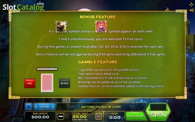 Robin the Good Slot Review, Bonus Codes & where to play from United Kingdom