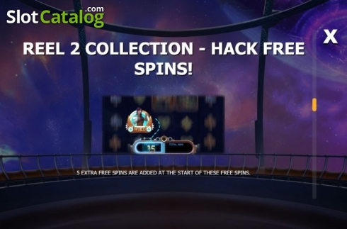 Collection 2. Cazino Cosmos (Video Slot from Yggdrasil)