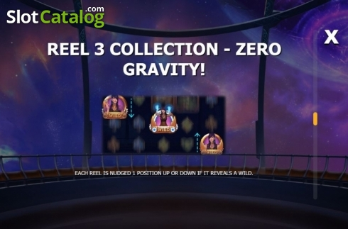 Collection 3. Cazino Cosmos (Video Slot from Yggdrasil)