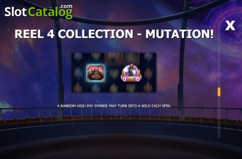 Collection 4. Cazino Cosmos (Video Slot from Yggdrasil)