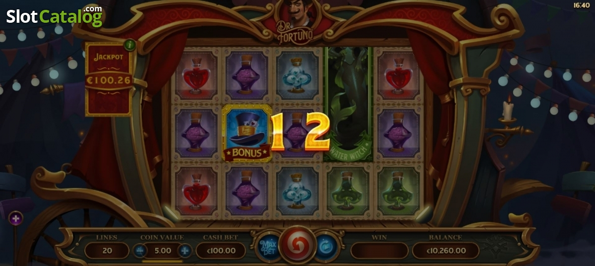 New Dr Fortuno Game Premiers at Yggdrasil Casinos