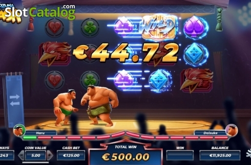 Free Spins 5. Yokozuna Clash (Video Slots from Yggdrasil)