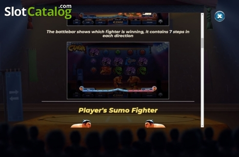 Features 3. Yokozuna Clash (Video Slots from Yggdrasil)