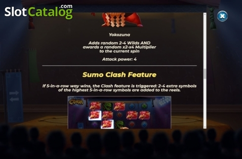 Features 6. Yokozuna Clash (Video Slots from Yggdrasil)