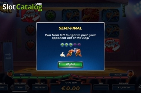 Free Spins 3. Yokozuna Clash (Video Slots from Yggdrasil)