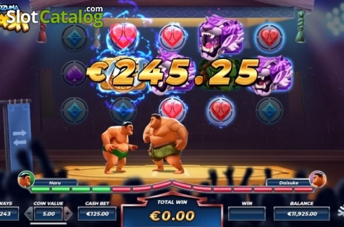 Free Spins 4. Yokozuna Clash (Video Slots from Yggdrasil)