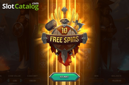 Free Spins 1. Age of Asgard (Video Slots from Yggdrasil)