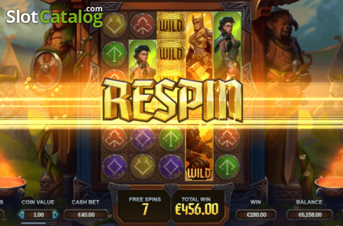 Free Spins 3. Age of Asgard (Video Slots from Yggdrasil)