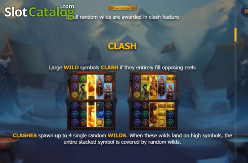Features 3. Age of Asgard (Video Slots from Yggdrasil)