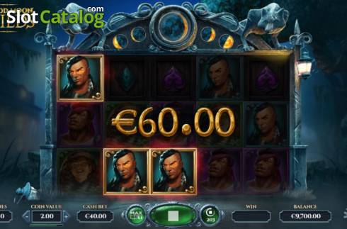 Win Screen 4. Blood Moon Wilds (Video Slots from Yggdrasil)