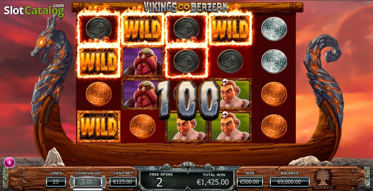 Spiele Vikings Go Berzerk - Video Slots Online