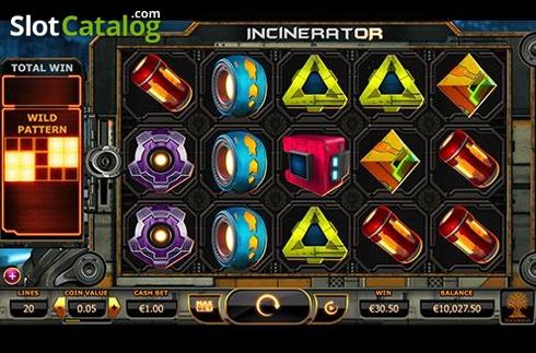 Incinerator Yggdrasil - Mobil6000