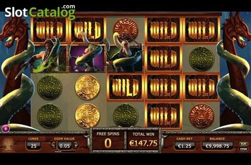 Vikings Go Wild Yggdrasil - Mobil6000