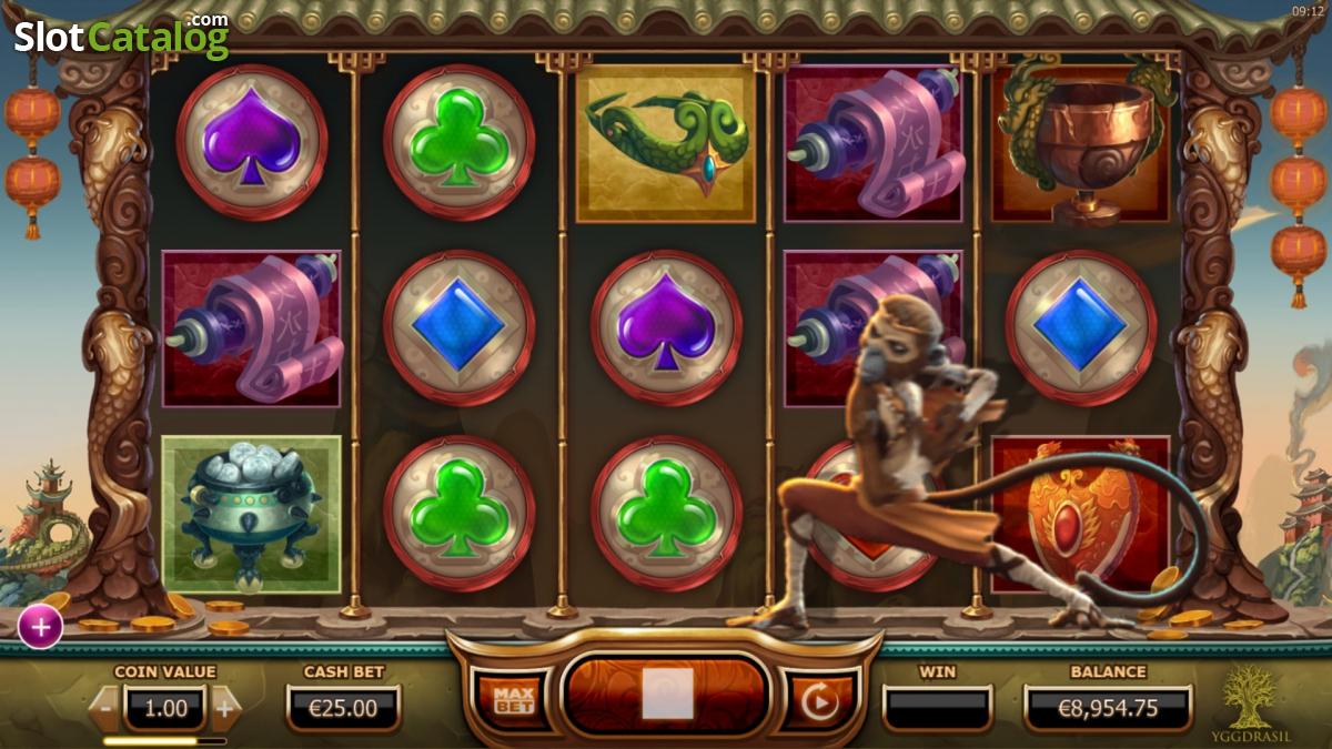 Spiele King Of Monkeys 2 - Video Slots Online