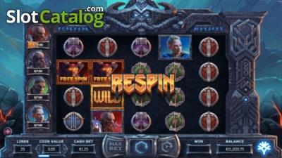 Wheel of fortune slot machine