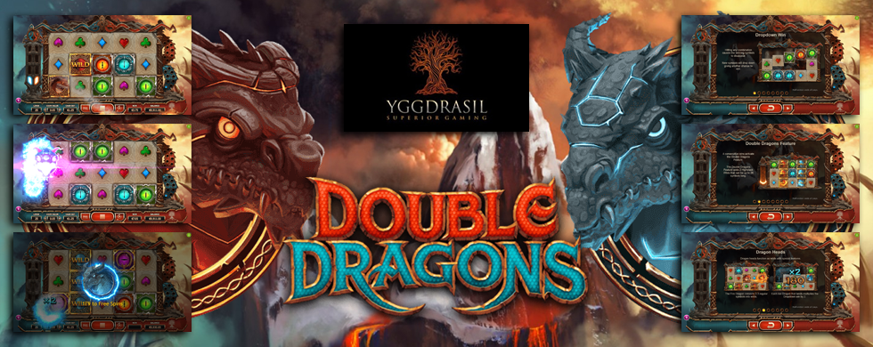 Double Dragons Yggdrasil - Mobil6000