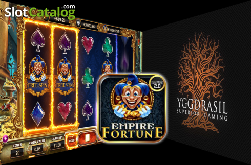 Empire Fortune (Video Slot từ Yggdrasil)