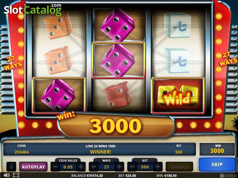 Casino game snake eyes