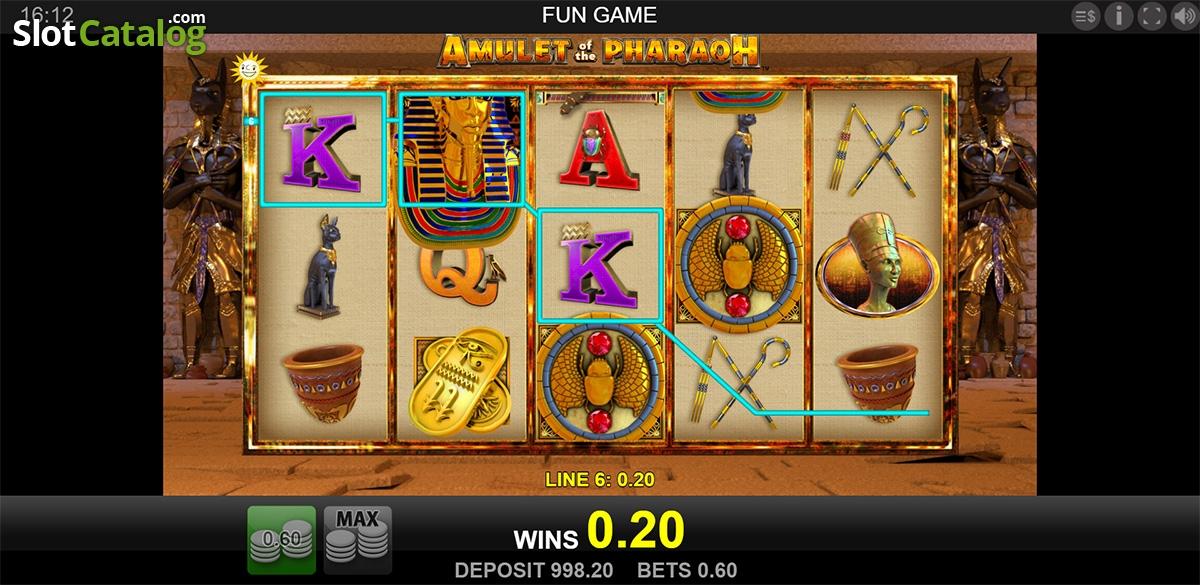 Spiele The Last Pharaoh - Video Slots Online