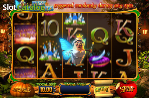 Screen11. Wish Upon a Jackpot (Video Slot from Blueprint)