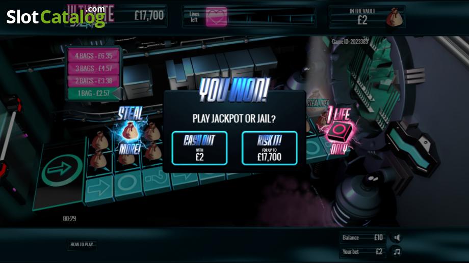 Spiele The Heist - Video Slots Online