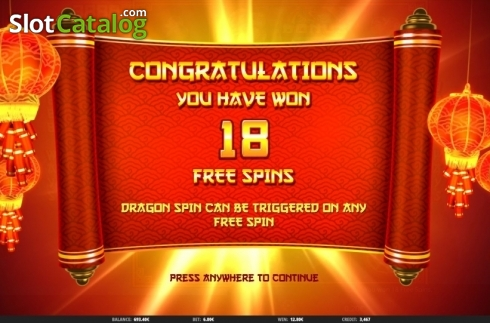 Free Spins. 3888 Ways of the Dragon (Video Slot from iSoftBet)