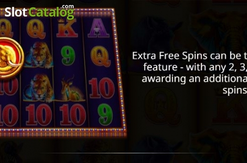 Free Spins 3. Jumbo Stampede (Video Slot from iSoftBet)