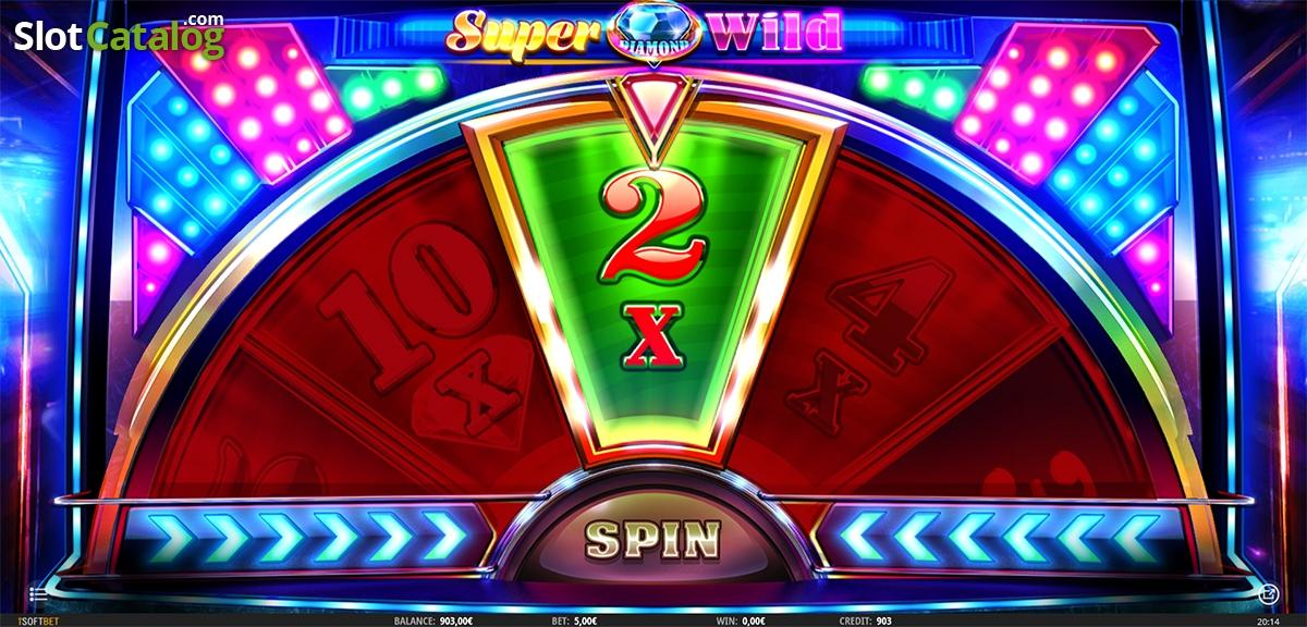 Spiele Super Diamond Wild - Video Slots Online