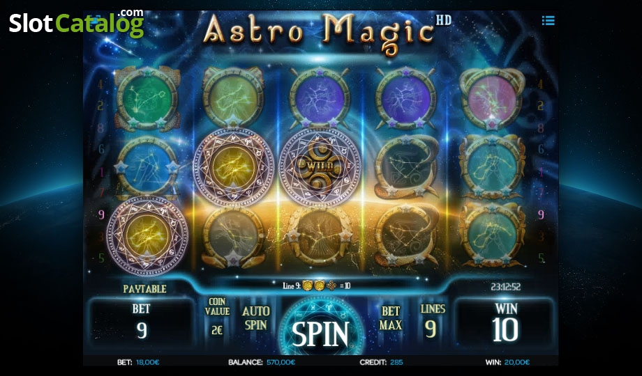 Magic Cherry Slot - Play Free iSoftbet Slots Online