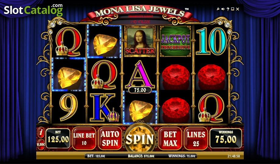 mona lisa casino online
