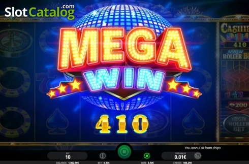 Mega Win. Vegas High Roller (Video Slot from iSoftBet)