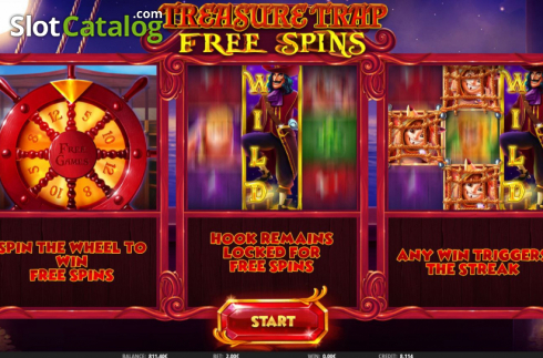 Free Spins 1. Lost Boys Loot (Video Slots from iSoftBet)