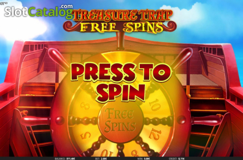 Free Spins 2. Lost Boys Loot (Video Slots from iSoftBet)
