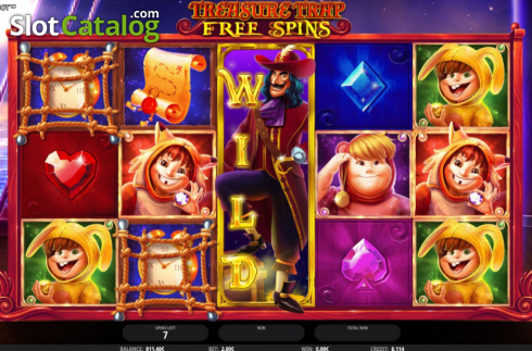 Free Spins 3. Lost Boys Loot (Video Slots from iSoftBet)