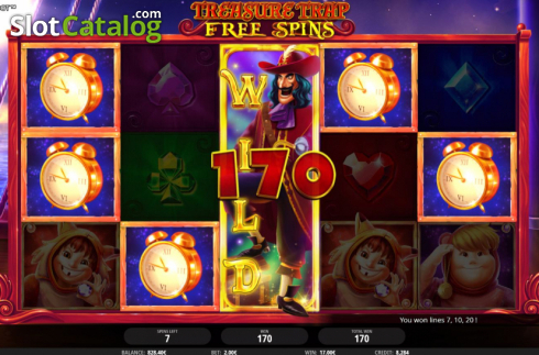 Free Spins 4. Lost Boys Loot (Video Slots from iSoftBet)