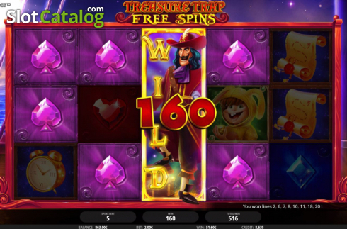 Free Spins 6. Lost Boys Loot (Video Slots from iSoftBet)