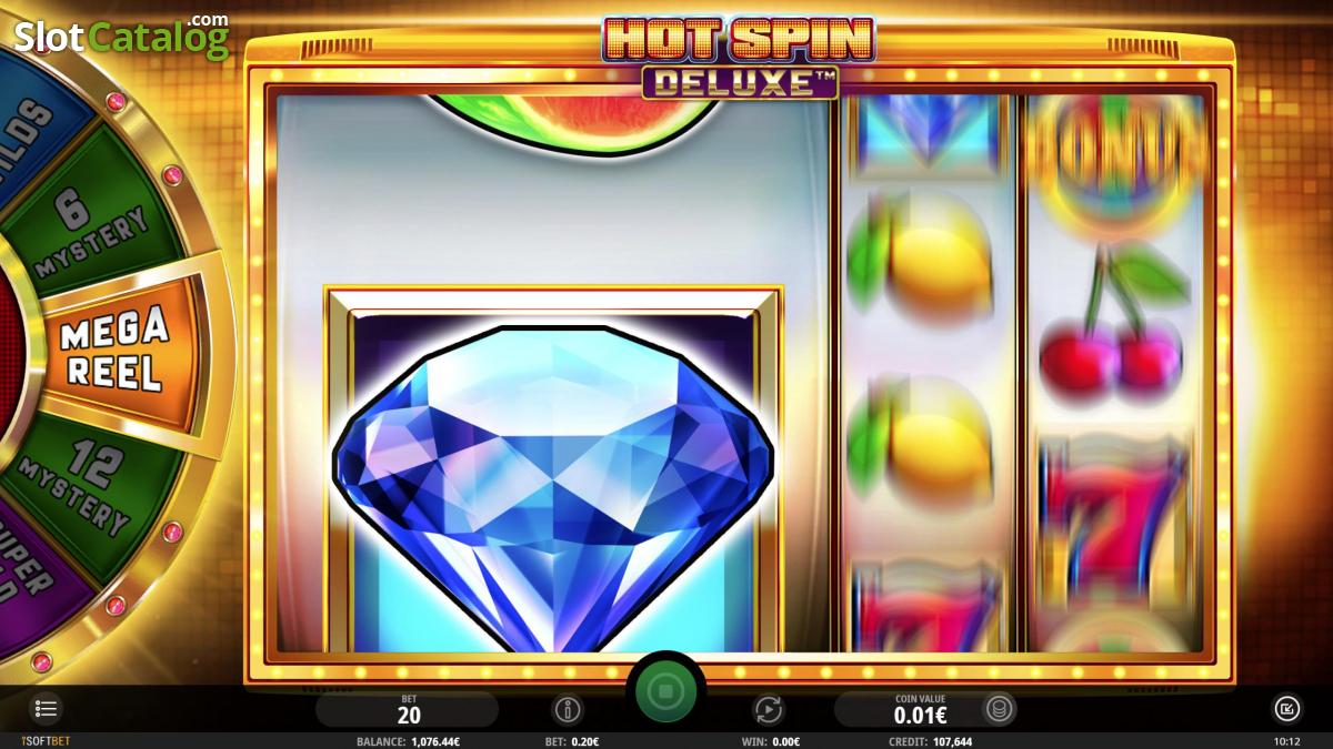 Spiele Hot Spin (ISoftBet) - Video Slots Online