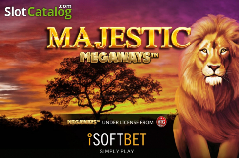 Majestic Megaways (Video Slots from iSoftBet)