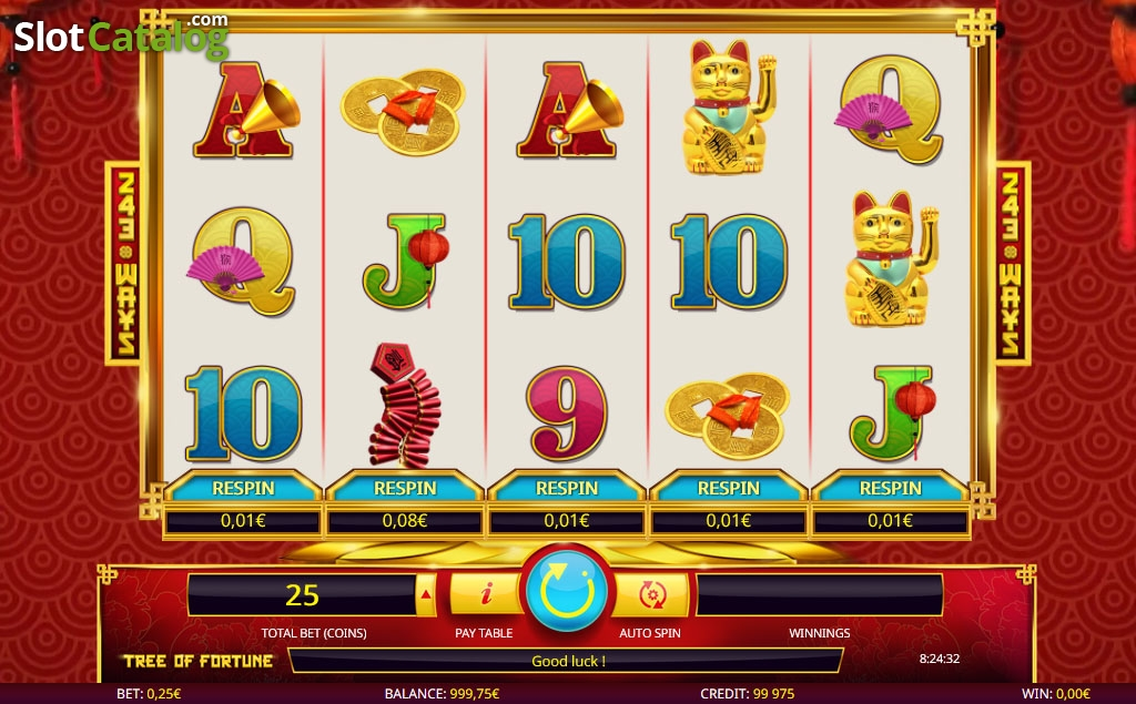 Spiele Tree Of Fortune - Video Slots Online