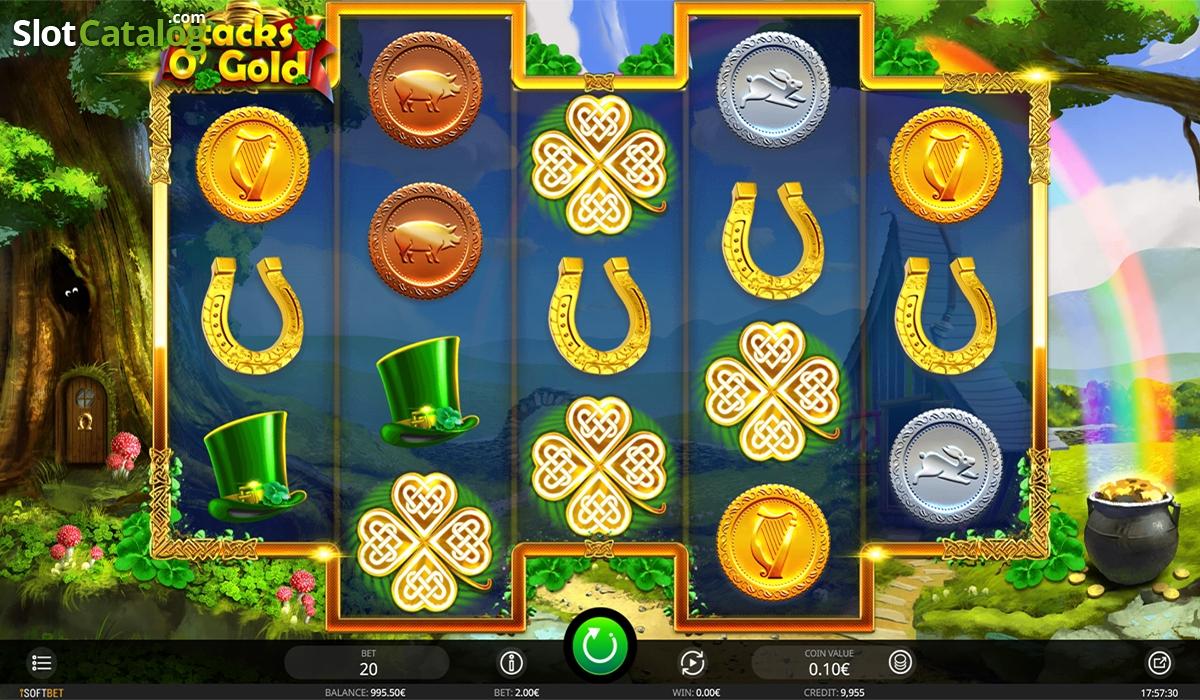 Spiele Stacks OGold - Video Slots Online