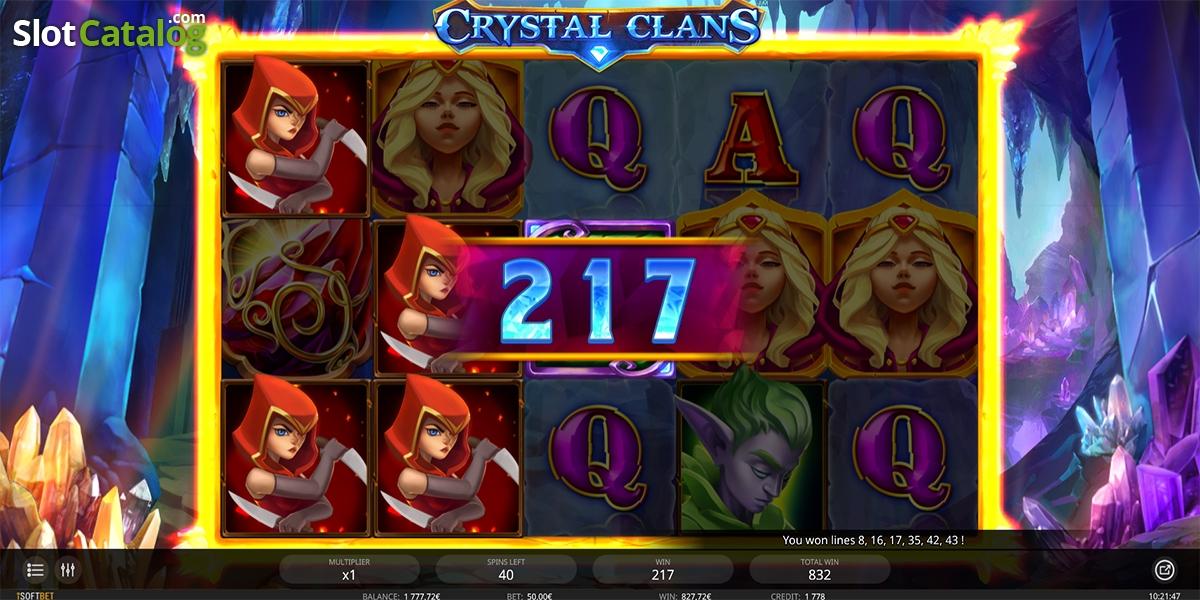 Spiele Crystal Clans - Video Slots Online